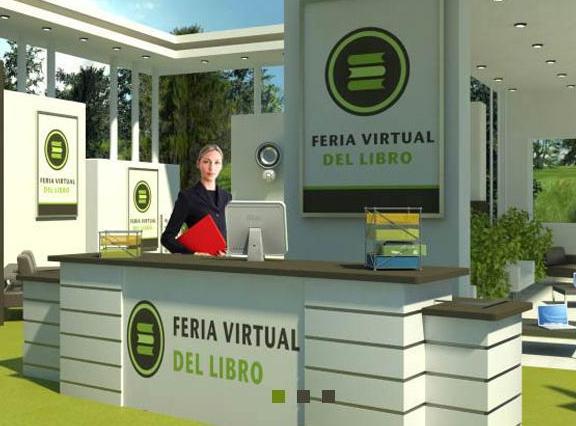 Se celebra la primera Feria Virtual del Libro