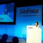 Beliza Coro, miembro del Programa Jóvenes de Fundación Telefónica, fue elegida para representar a Latinoamérica   en el Telefónica Europe Lidership Event.