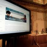 La directora general de Innovación Educativa, Pilar González, y el director de Coordinación Territorial de Fundación Telefónica, Joan Cruz, han presentado el proyecto en Castilla y León.