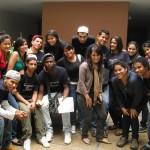 urante tres semanas, 24 jóvenes Fundación Telefónica han combinado creatividad e   información en el taller de emprendimiento que tiene lugar en las instalaciones del Parque Social Padre Manuel Aguirres, en el suroeste de Caracas.