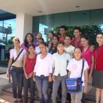 El programa Jóvenes Fundación Telefónica empieza un nuevo curso de emprendimiento en Nicaragua.