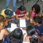 Jóvenes Fundación Telefónica de Colombia y Chile participaron en los Foros Nacionales de la OIT