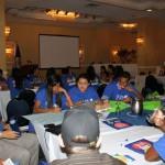 Cien jóvenes líderes dieron ideas para prevenir la violencia y construir la paz.