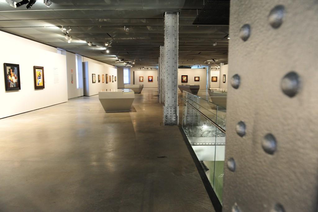Espacio Fundación Telefónica. Exposición Colección Cubista de Telefónica.