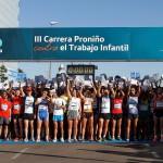 13.000 personas corrieron la semana pasada en cinco países en la carrera contra el trabajo infantil de Fundación   Telefónica