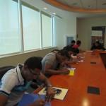 Esta actividad se enmarca dentro de las realizadas por Jóvenes Fundación Telefónica que busca ser apoyo para aquellos que están transitando hacia su vida adulta.