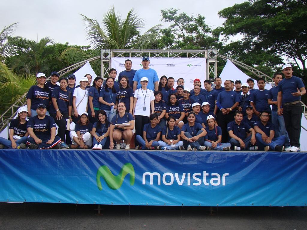 Más de 1.000 personas participaron en Nicaragua en la Carrera Proniño contra el Trabajo Infantil