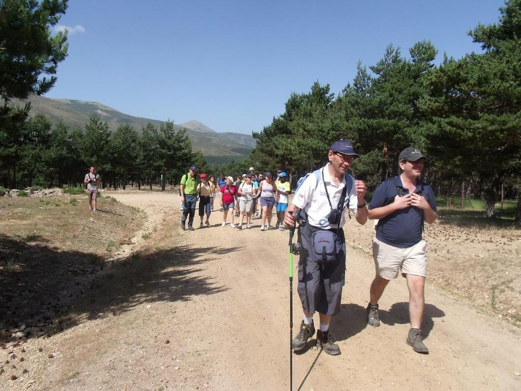 """""""Caminando juntos 2012""""."""