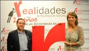 José Félix Dones y Marián Juste.
