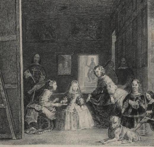 """El catálogo ha incorporado, junto con las secciones publicadas hasta ahora, dos series de estampas, una dedicada a temas religiosos y otra con las llamadas """"Copias de Velázquez"""", así como sus dibujos preparatorios."""