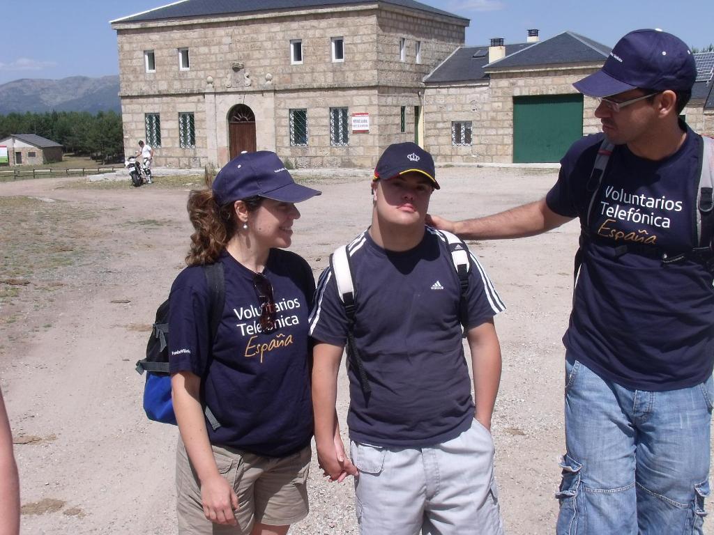 La Fundación Deporte y Desafío con la colaboración de Fundación Telefónica organiza, por tercer año consecutivo, esta iniciativa que permitirá que personas con discapacidad realicen la última parte del Camino de Santiago francés.