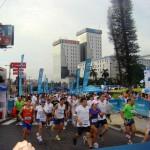 Cerca de 1.500 deportistas participaron en la primera carrera contra el trabajo infantil en El Salvador.
