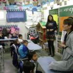 El Colegio Madre Teresa es una de las instituciones educativas de la localidad de Virreyes beneficiada por el programa Proniño..