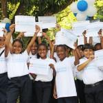 """200 niños de escuelas apoyadas por Fundación Telefónica en Venezuela celebraron el """"Día Mundial contra el Trabajo Infantil"""""""