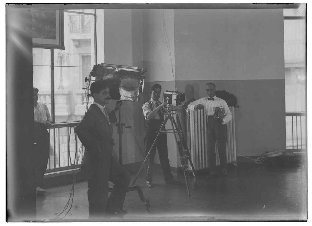 El cine (en París) en los tiempos del Cubismo