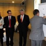 La nueva Red Empresarial fue dada a conocer en el marco de la presentación del informe: