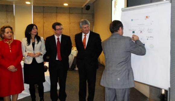 """La nueva Red Empresarial fue dada a conocer en el marco de la presentación del informe: """"Diagnóstico y líneas de acción en el sector empresarial para la erradicación del trabajo infantil"""""""