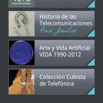 El Espacio Fundación Telefónica estrena audioguías para acercar sus exposiciones al público