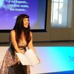 En Thinking Party se han presentado historias reales de reinvención profesional. En la imagen Silvia Torralba.