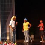 Jóvenes Fundación Telefónica participan en Feria de orientación universitaria en Panamá.