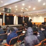 Estudiantes del último año de educación secundaria han comenzado a participar en una serie de actividades de orientación vocacional.