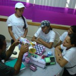 Durante el curso los jóvenes desarrollaron una idea de negocio que fue presentada en la muestra empresarial de la UAM.