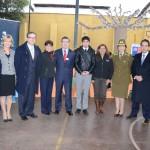 Fundación Telefónica expuso su testimonio contra el trabajo infantil en un acto con varios ministros chilenos.