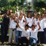 Este grupo de niños, junto a la exposición, formarán parte de la agenda del IV Encuentro Internacional contra el Trabajo Infantil, que se realizará el 2 de octubre, en Panamá.