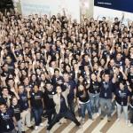 Más de 800 Voluntarios Telefónica de Venezuela celebraron su día haciendo labor social en 19 estados del país