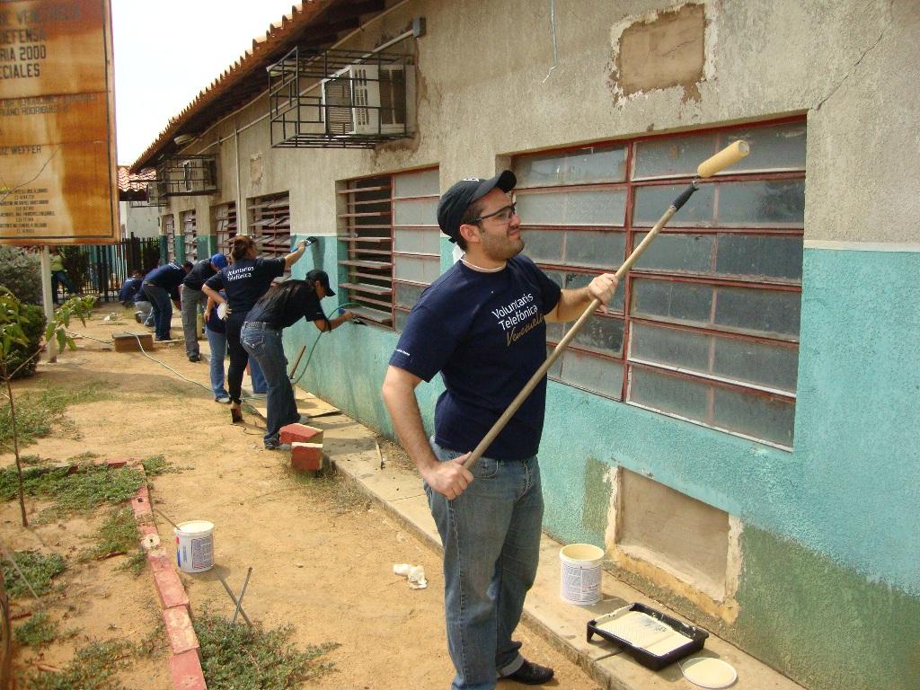 Actividad desarrollada en Maracaibo.