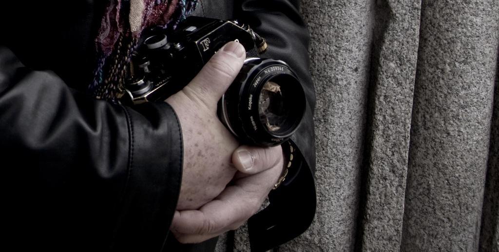 """""""Fotógrafos. La voluntad de contar"""""""