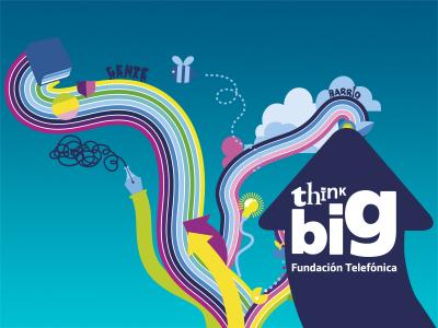 Fundación Telefónica en colaboración con Movistar presenta Think Big.
