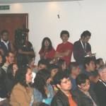 """""""Jóvenes, culturas urbanas y redes digitales"""", se presentó en la Feria Internacional del Libro de Guadalajara."""