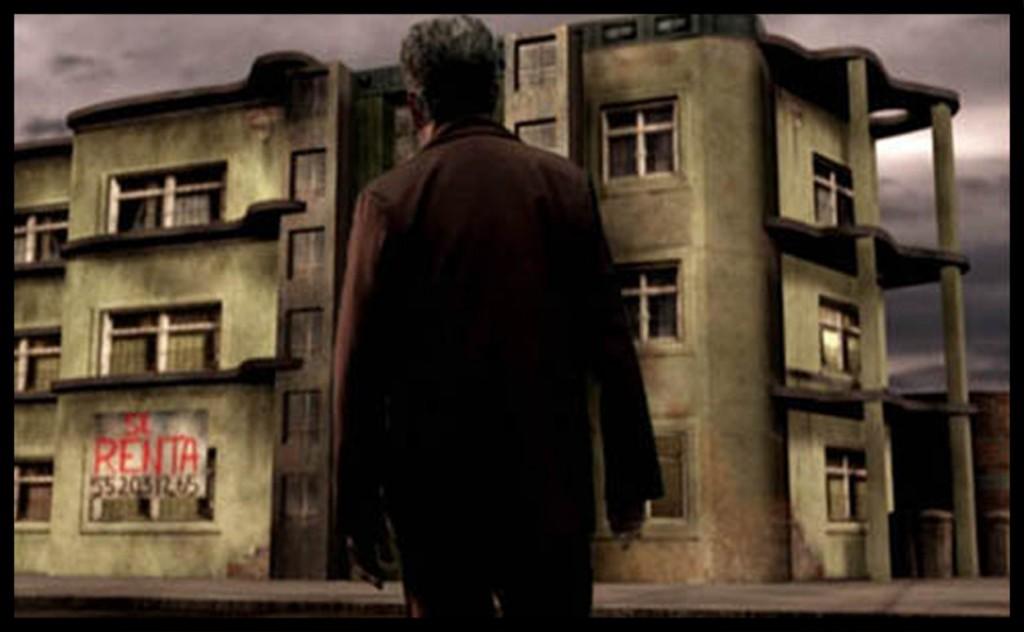 Pachito Rex. Me voy pero no del todo, Fabián Hofman, 2001.