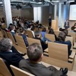 """El Espacio Fundación Telefónica ha acogido el primer debate del ciclo """"Empresa 2020"""", que se celebrará cada mes hasta abril de 2013 organizado por Fundación Telefónica y RocaSalvatella."""