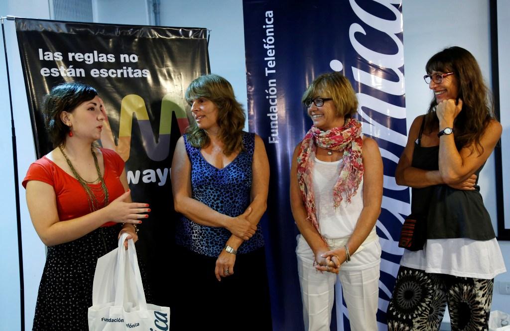Las distinciones se entregaron en el Espacio Wayra en Buenos Aires.