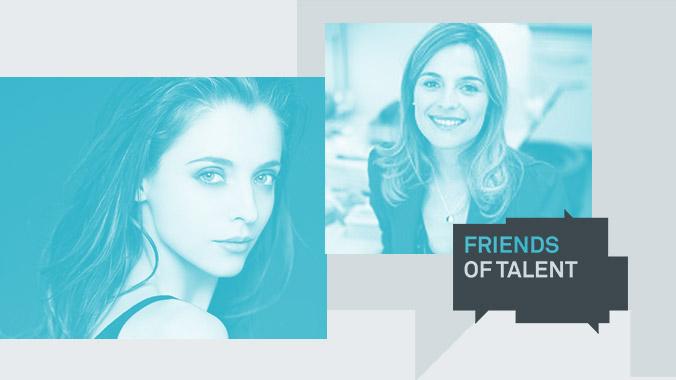 """Tanto Leticia Dolera como Teresa Gonzalo serán las protagonistas del sexto evento """"FriendsOfTalent """"."""