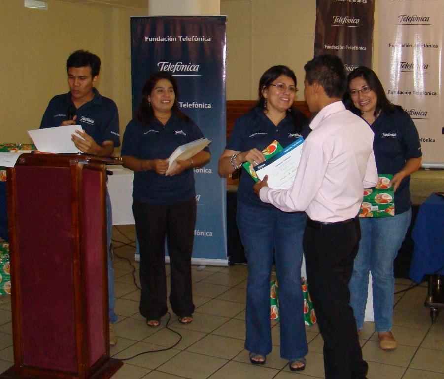 La nueva promoción de 221 graduandos pertenece a diferentes escuelas del oriente y occidente del país, concentradas especialmente  en los municipios de Sonsonate, Santa Ana, Ahuachapán.
