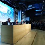 La presentación del informe se ha celebrado en el Auditorio del Espacio Fundación Telefónica en Madrid.