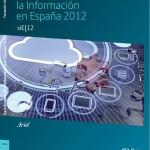 """Presentación del informe """"La sociedad de la información en España 2012""""."""