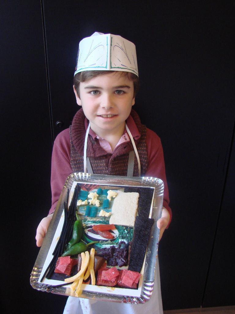 Los talleres estaban destinados a niños y niñas de entre 6 y 12 años.