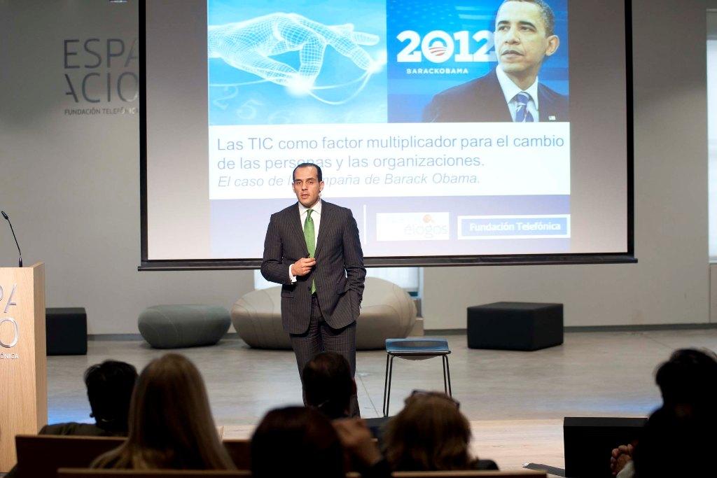 Juan Verde, codirector de la campaña de Barack Obama, nos explicó algunas de las claves para sobrevivir y crecer en tiempos difíciles.