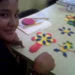 Los maestros de las escuelas en las que opera Proniño en Panamá aprenden técnicas educativas innovadoras.