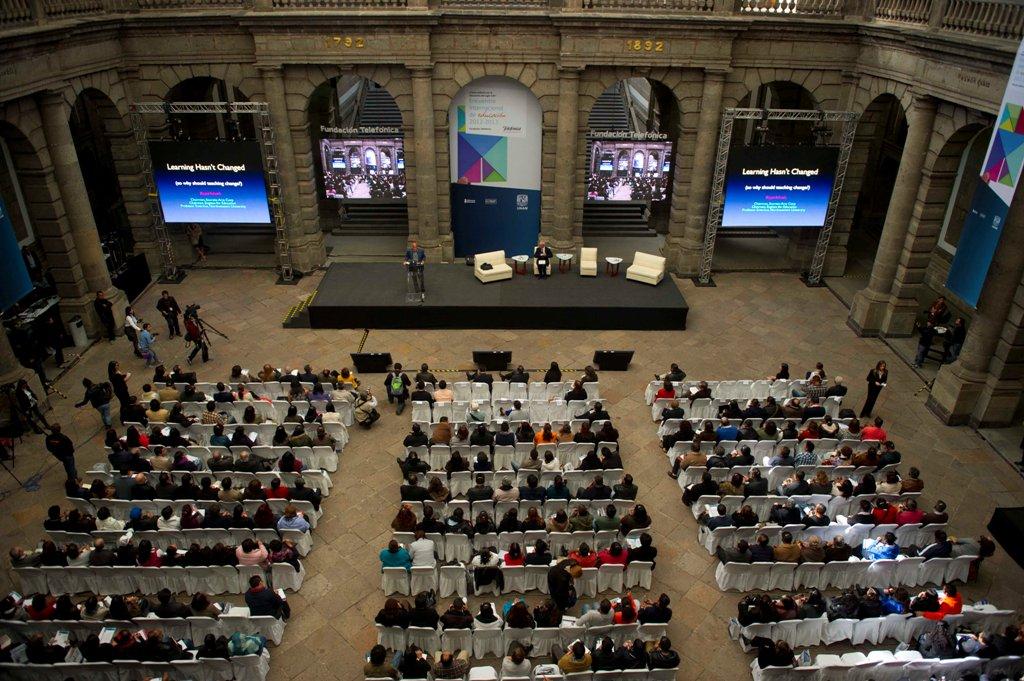 Ciudad de México fue la anfitriona del cierre del tema 5, en un evento que contó con la asistencia de 561 participantes.