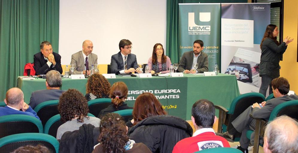 Presentación en Valladolid de