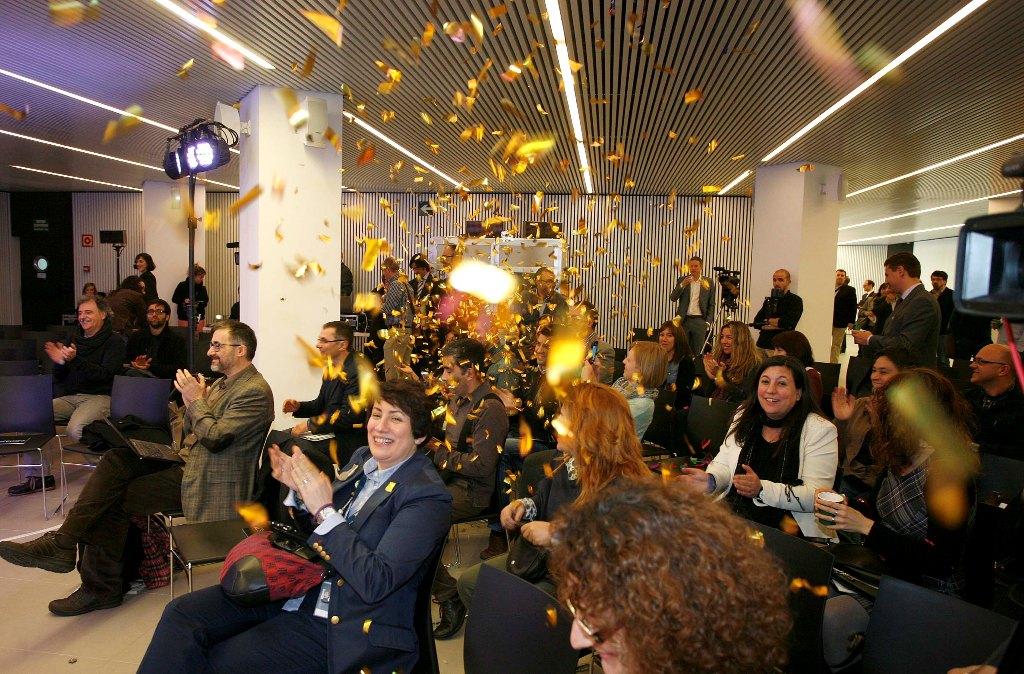 """Thinking Party se ha desarrollado en el Mobile World Centre Espacio Movistar de Barcelona bajo el lema """"Cómo nos ha cambiado la vida diaria la telefonía móvil""""."""