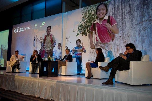 En el Encuentro participaron representantes de las principales organizaciones involucradas en la lucha contra el trabajo infantil.