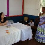 """En esta ocasión, la artista se sumó a la lucha contra el trabajo infantil a través de Fundación Telefónica en Nicaragua y su iniciativa """"Vive Fundación Telefónica""""."""