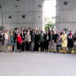 Todos los participantes en el taller celebrado en Costa Rica.