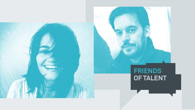 Samuel Aranda y Mayte Carrasco hablan de periodismo en el próximo encuentro Friends Of Talent.